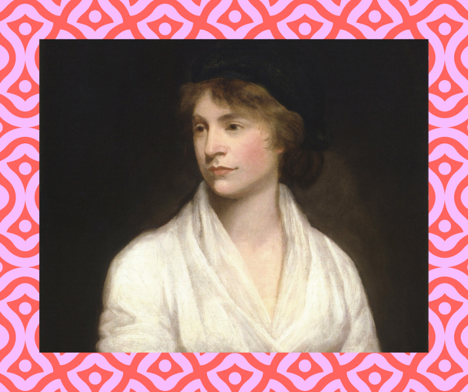 Read more about the article Radical Roots ❤️✊ – Mary Wollstonecraft