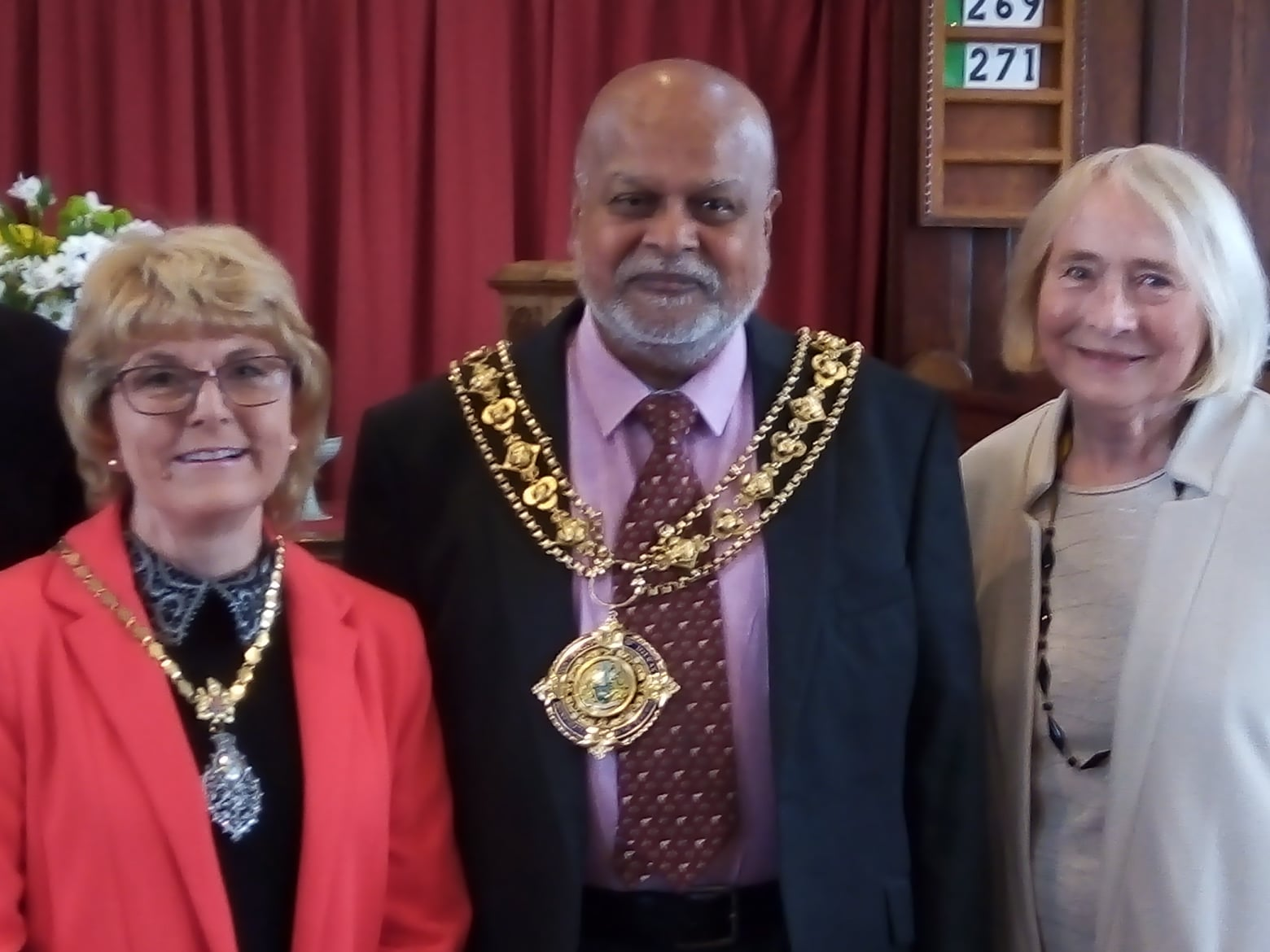 Read more about the article Mayor Visits Pepper Hill